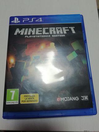 Minecraft : Play Station 4 Edition
