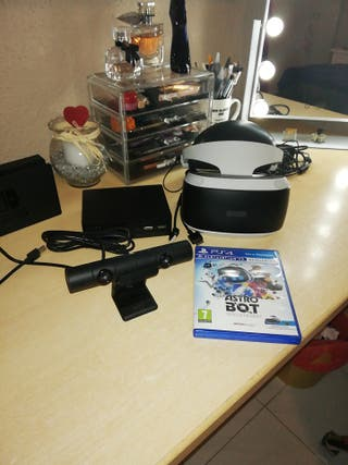 PS4 Gafas de realidad virtual + astrobot