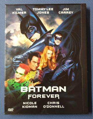 DVD - Batman forever