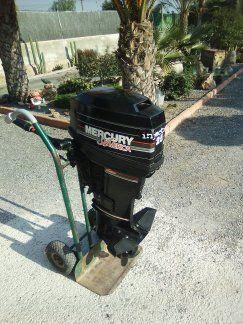 fueraborda Mercury 25 CV automático Zodiac
