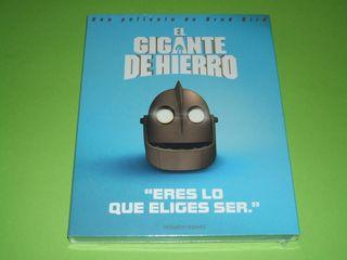 EL GIGANTE DE HIERRO -BLURAY PRECINTADO-