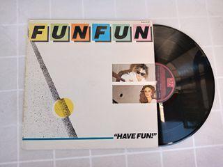 Vinilo LP PROMO FUN FUN HAVE FUN!