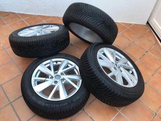 """Llantas Audi 17"""" 215/55/17"""