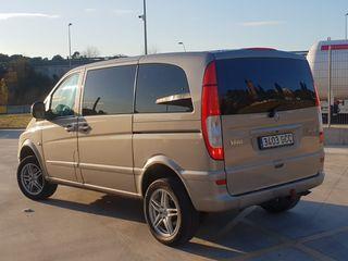 Mercedes-Benz Vito 115 cdi 4x4 año 2008 200.000km