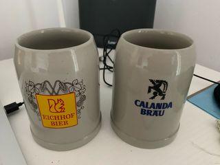 Copas cerveza suizas