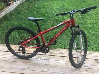 bicicleta mtb orbea modelo MX 24 XC