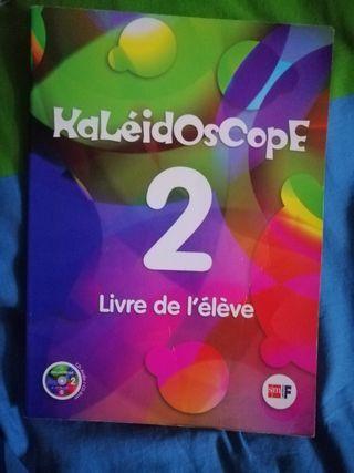 × Libro de Texto FRANCÉS Kaléidoscope 2 [ 2° ESO ]