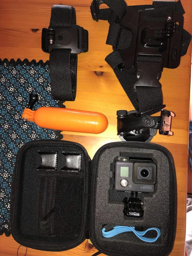 GoPro Hero+ accesorios