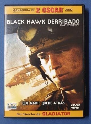 DVD - Black hawk derribado