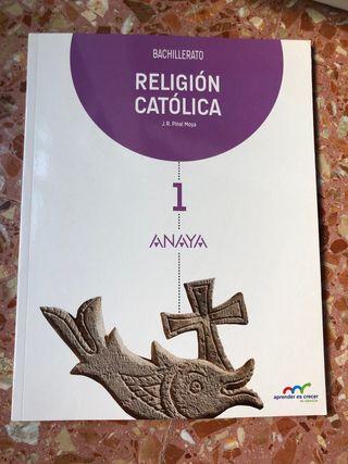 Religión Católica 1 Bachiller
