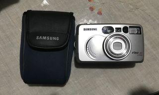Camara de fotos Samsung retro