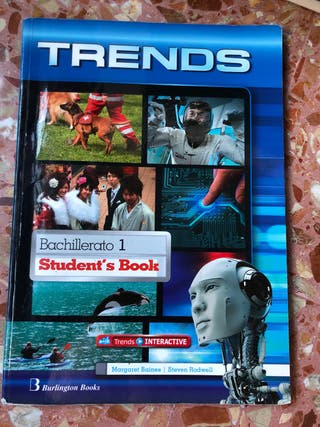 Trends Student's Book 1