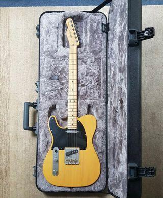 Fender Telecaster Americana profesional para Zurdo