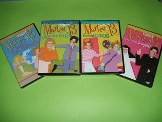 MARTES Y 13 (4 DVD)