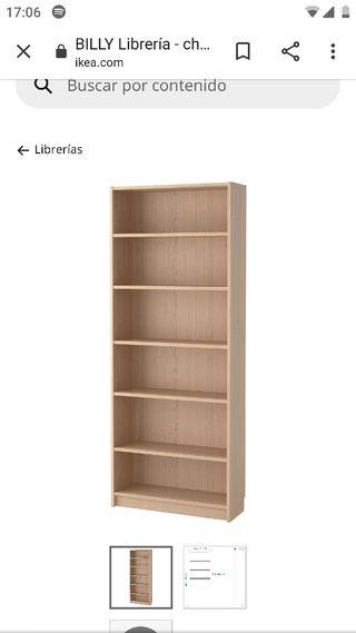 libreria billy