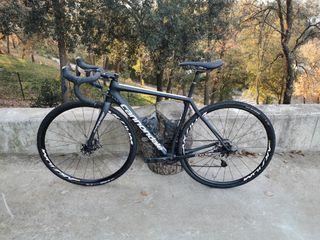 bicicleta gravel/carretera