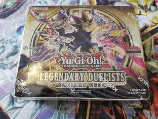 Yu-Gi-Oh! - Caja de sobres LD Magical Hero