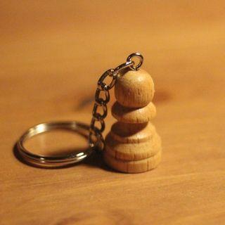 Llaveros ajedrez