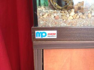 acuario mp con accesorios
