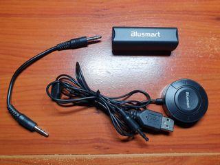 Transmisor Bluetooth de audio y manos libres