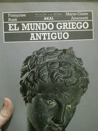 El mundo griego antiguo
