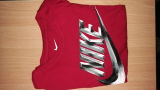 Red Nike T-Shirt