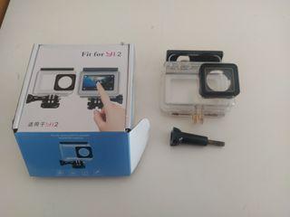 carcasa acuática para Xiaomi yi 4k