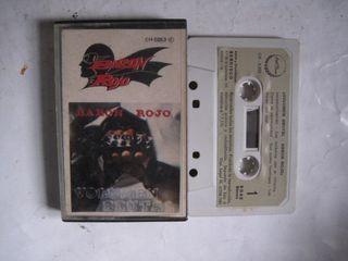 cassette cinta Barón Rojo Volumen Brutal
