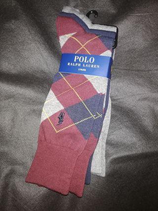 calcetines nuevos Ralph Lauren