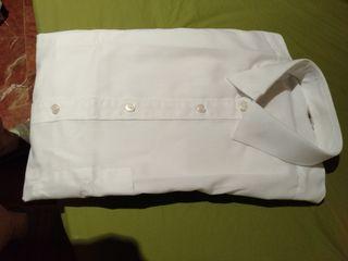 Camisa blanca hombre.SIN ESTRENAR