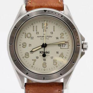 Reloj HAMILTON KHAKI de segunda mano E337560