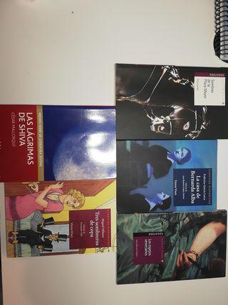 Libros de LECTURA CASTELLANL