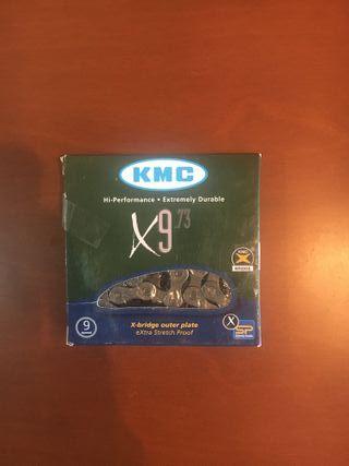 cadena KMC X9 v NUEVA