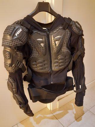 armadura fox titan