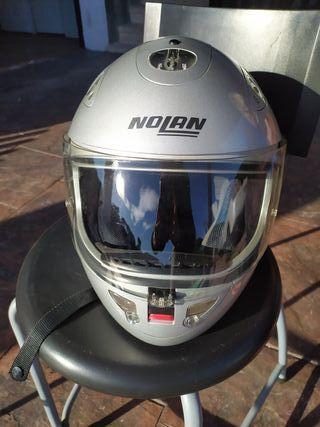 Casco de moto Nolan