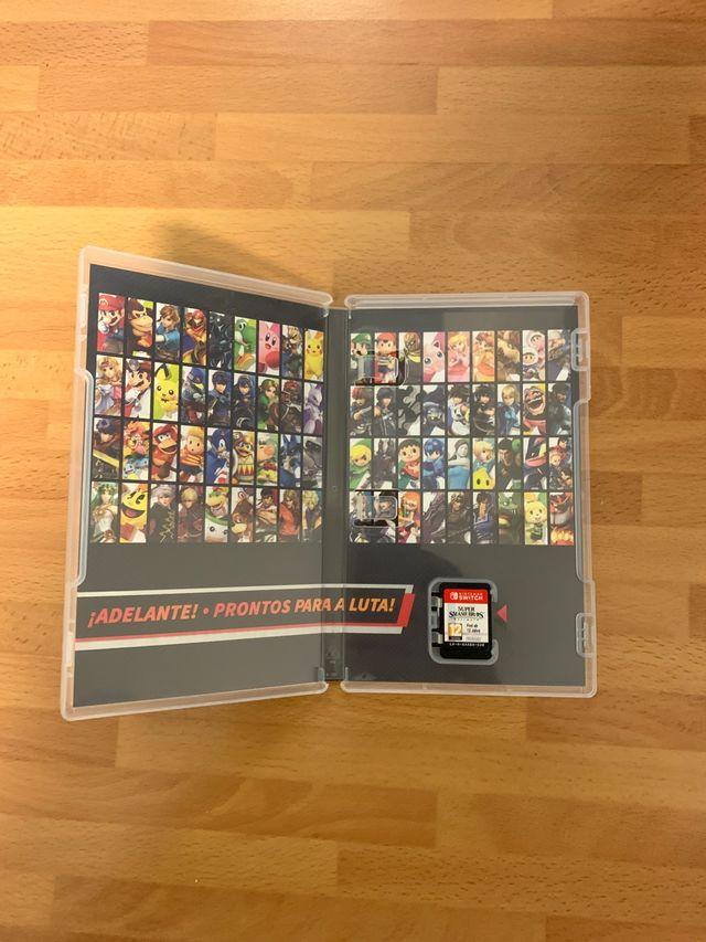 Super Smash Bros Ultimate Switch. Sólo envío