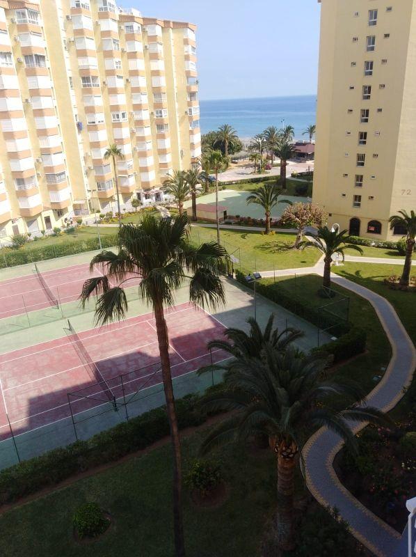 Apartamento en la playa (Algarrobo-Costa, Málaga)
