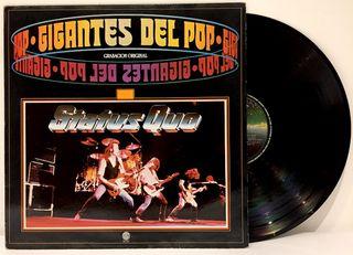LP Status Quo - Gigantes Del Pop
