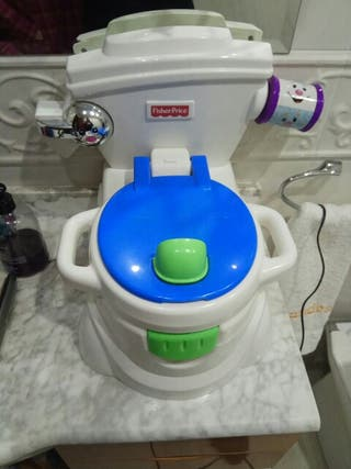 Wc Fisher Price sin uso