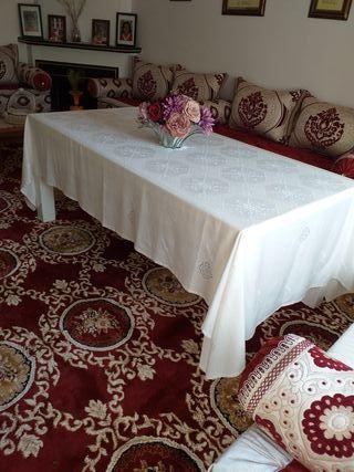 Salón marroqui completo