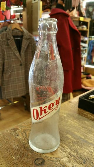 botella Vintage de Okey