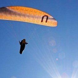 Parapente AirCross U Fly Paragliding Vela