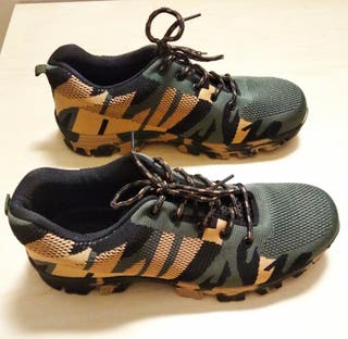 Zapatos seguridad casual N°45. (Nuevos a estrenar)