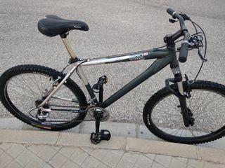 Bicicleta Mountain Bike aluminio
