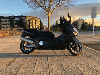 Yamaha Tmax 500xp