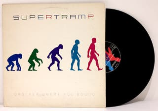 LP Supertramp - Brother Where You Bound