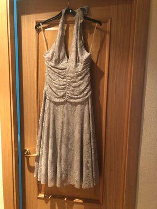 Vestido de fiesta T38