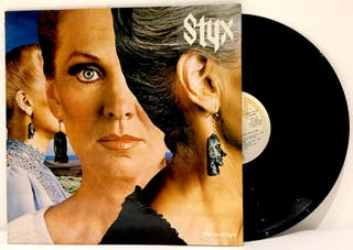 LP Styx - Pieces Of Eight