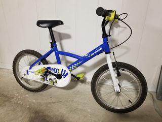 Bicicleta infantil Decathlon poco uso