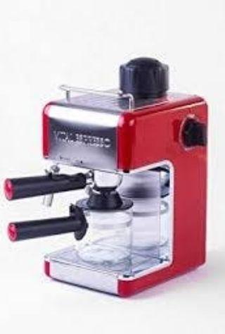 Cafetera italiana. 800w sin capsulas